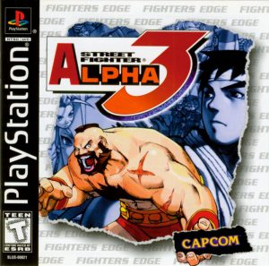 Download Street Fighter Alpha 3 (1998) PS1 Torrent