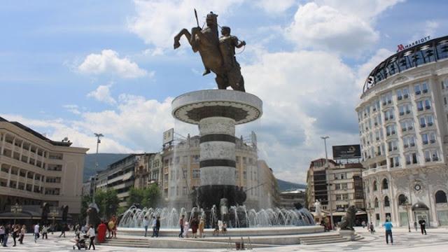 "H δήλωση του Σκοπιανού κυβερνητικού εκπροσώπου για το άγαλμα του ''Μεγάλου Αλεξάνδρου"" που θα συζητηθεί"