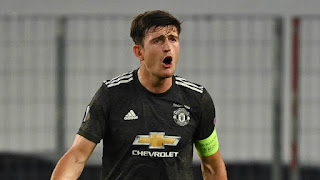 Getting to semi-finals is not acceptable: Manchester United defender Harry Maguire