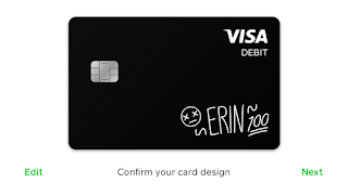 Cash App Customized Free Debit Card