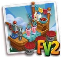 """Fv2 Nueva Construccion """"Puesto de Batidos"""""""