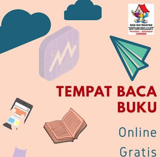 Ini Dia Tempat Baca Buku Online Gratis