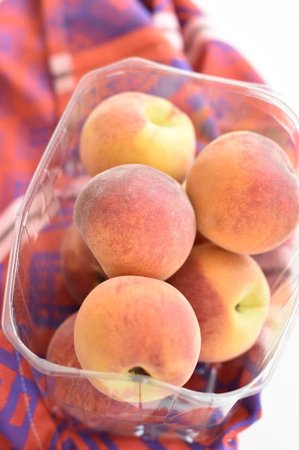 Peachy Puffs- A Summer Favorite!!