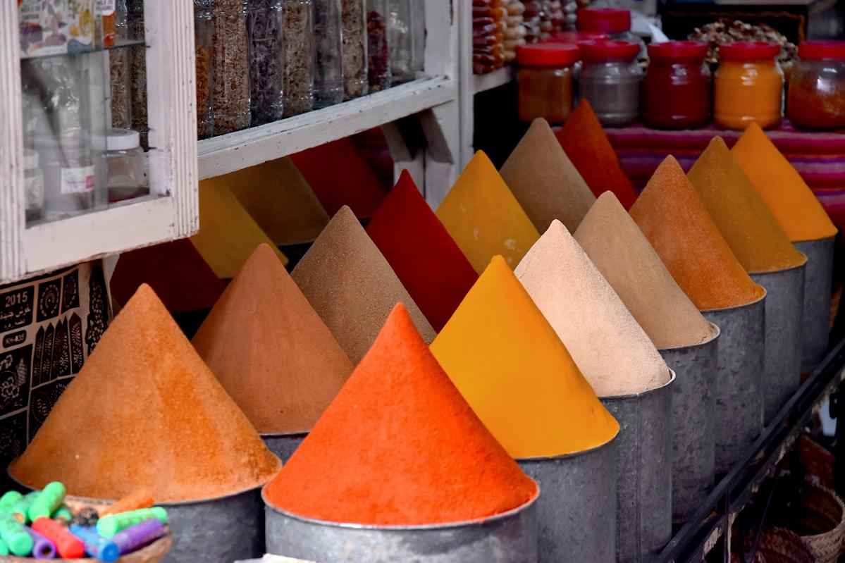 Marokko-Travel-Diary - Marrakesch