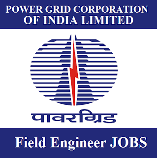 Power Grid Corporation of India Limited, PGCIL, Sikkim, Field Engineer, Graduation, freejobalert, Sarkari Naukri, Latest Jobs, pgcil logo