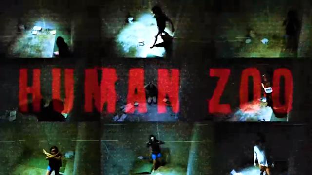 'Human Zoo': Un confinamiento solitario por un millón de dólares [Tráiler]