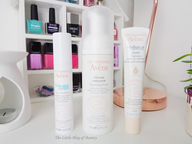 Avène products