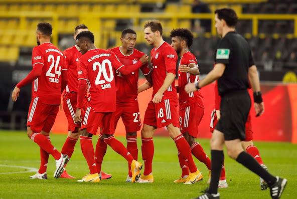 تشكيلة بايرن ميونخ الرسمية لمواجهة لايبزيغ اليوم السبت في الدوري الالماني