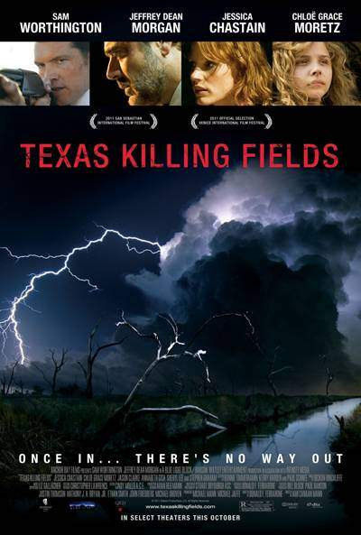 Texas Killing Fields DVDR NTSC Español Latino ISO 2011
