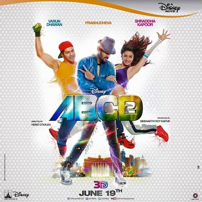 ABCD 2 (2015) Hindi PDVDRip 700mb