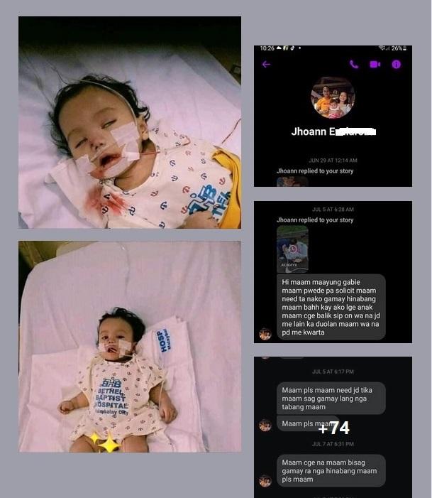 online scammer in Bohol