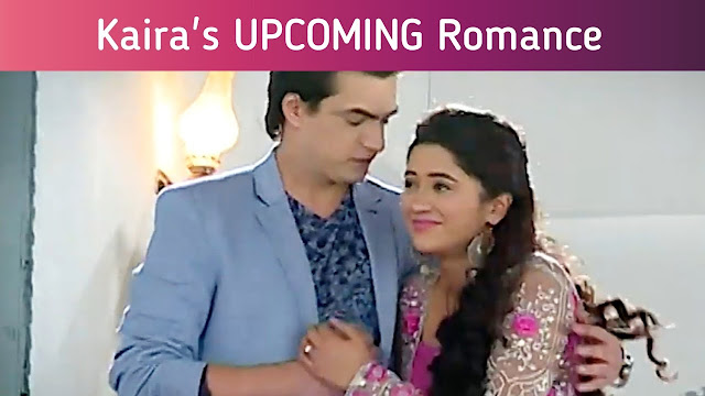 Big Storm : Kartik Naira celebrate love staying unaware of big storm on Goenkas in YRKKH