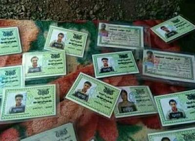 عشرات المجندين الحوثيين الجدد يسلمون انفسهم للقوات المشتركه في جبهة الساحل الغربي .