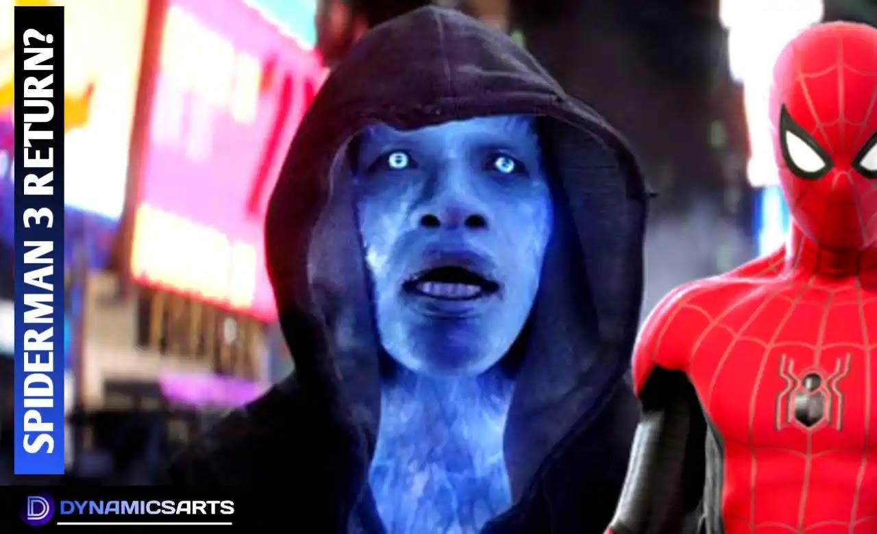 Jamie Foxx Returning as ' Electro ' in Spider-Man 3 opposite Tom Holland