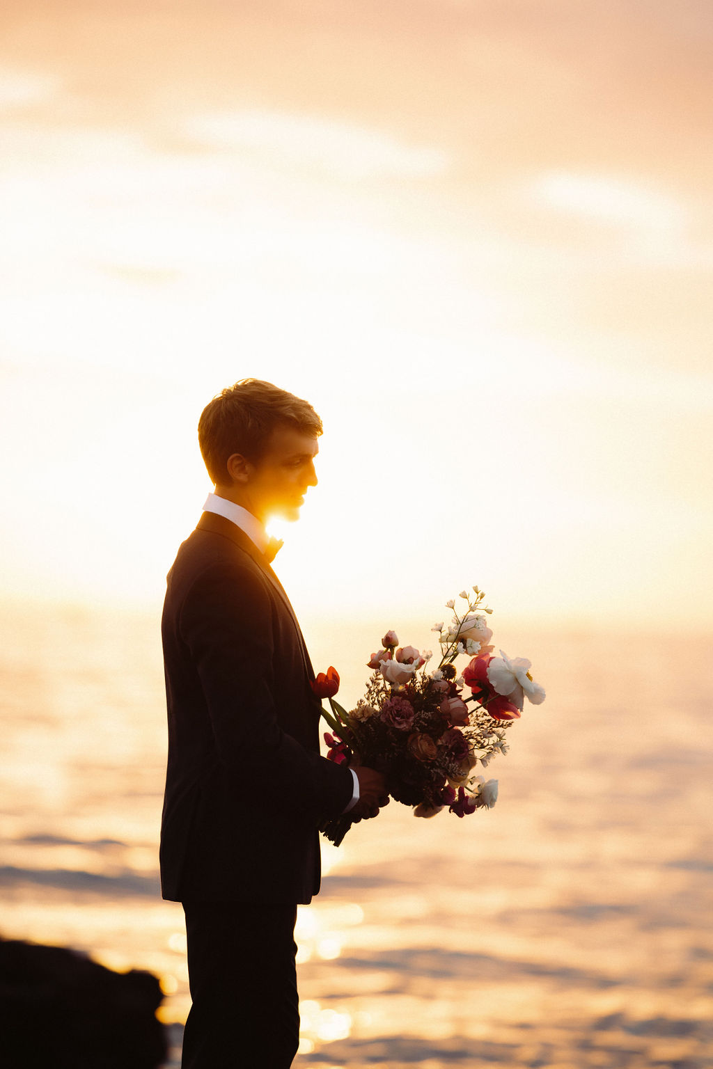 lost in art photography melbourne weddings florals groom wear