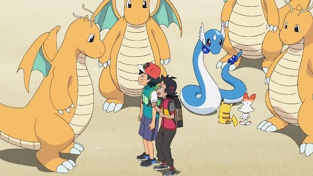 Pokemon Viajes capitulo 10 latino: ¡Una prueba en el paraíso!