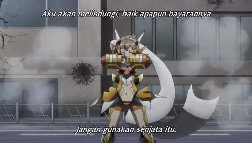 Senki Zesshou Symphogear XV Episode 5 Subtitle Indonesia
