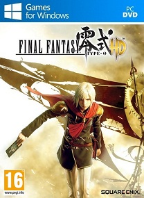 FINAL FANTASY TYPE 0 HD-CODEX