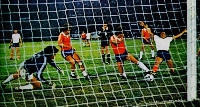 Chile y Paraguay en Copa América 1979, 5 de diciembre