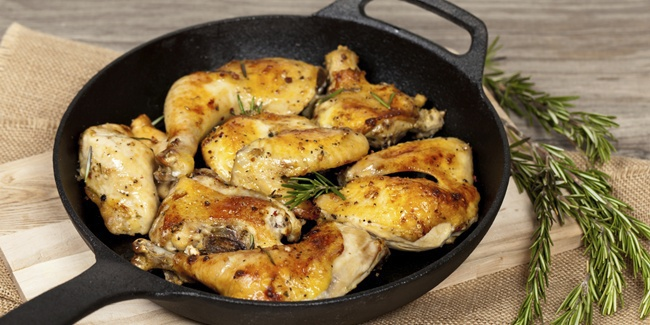 Cara Membuat Masakan Ayam Lada Hitam Ala Resto