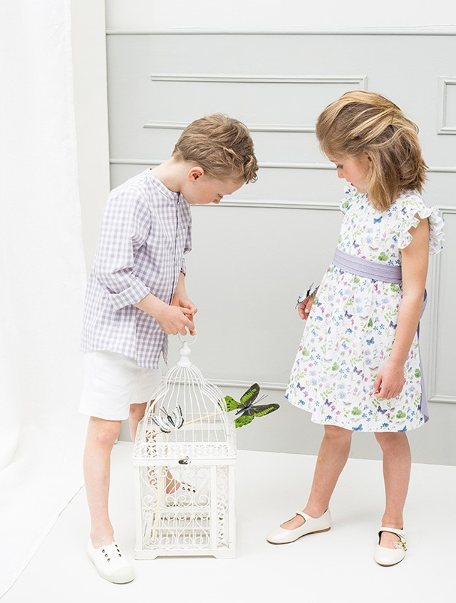 twin & chic moda infantil sostenible para dias especiales - blog la comunion de noa magazine
