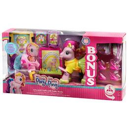 My Little Pony Toola-Roola Accessory Playsets Arts & Crafts With Toola-Roola Bonus G3 Pony