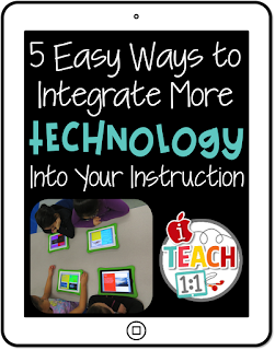 5 Easy Ways to Integrate More Technology Into Your Instruction