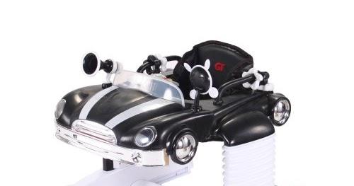 Best Combi Activity Car Baby Walker Black Baby Walkers