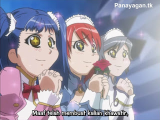 Download Gravion Zwei 08 Subtile Indonesia