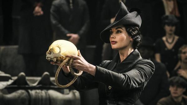 Винда Розие и черепът на Гринделвалд