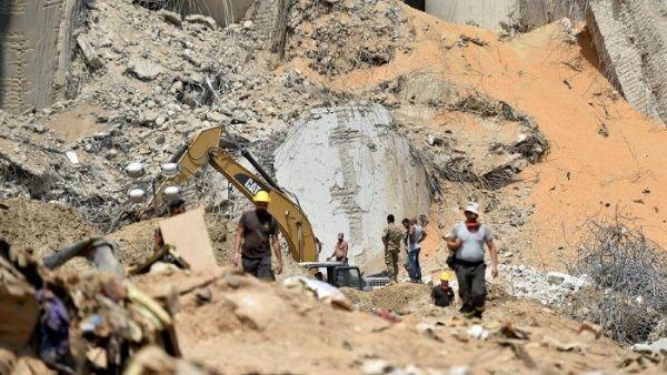 Confirman 154 decesos hasta el momento por explosión en Beirut