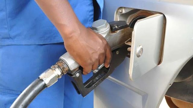 How much is the cost of fuel, Diesel, Petrol in Mombasa, Nairobi and Kisumu