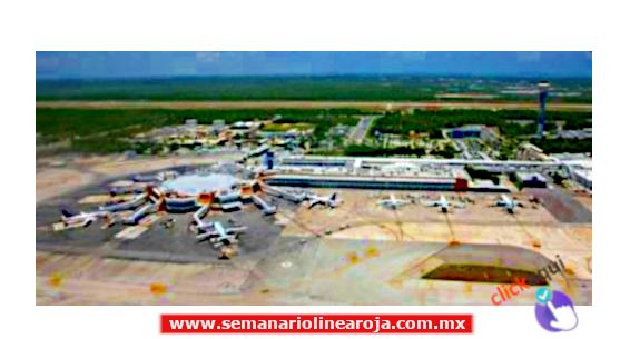 Otra amenaza de bomba en el aeropuerto de Cancún provoca retraso de unos 600 pasajeros
