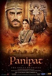 Panipat (film) 2019 Hindi Full Movie DVDrip Download mp4moviez
