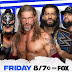 WWE Friday Night Smackdown 16.07.2021 | Vídeos + Resultados