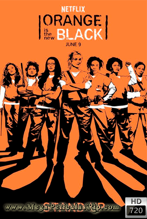 Orange Is the New Black Temporada 5 [720p] [Latino-Ingles] [MEGA]