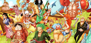 Download One Piece sub indo episode 855.