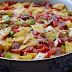 Pratik Yaz Yemeği - Patates Tava