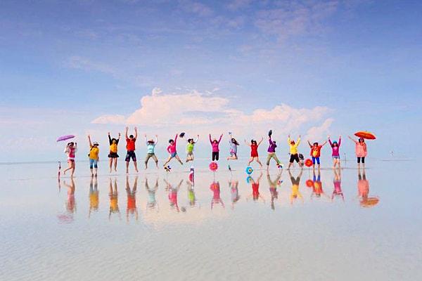 Malaysia Sky Mirror