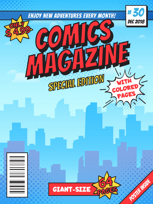 Comics Magazine