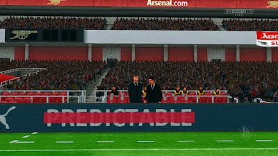 Emirates Stadium with Exterior view intro Beta By Shrief Elafify