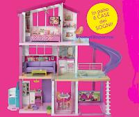 Logo Con Coop vinci una casa dei sogni Barbie (valore 219€ ciascuna)