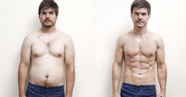 How to lose belly fat for men in 1 week - 7 Proven Ways