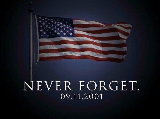 9.11.2001 : Never Forget ! (gallery)