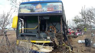 Dez recebem alta e dois continuam internados após acidente em Soledade