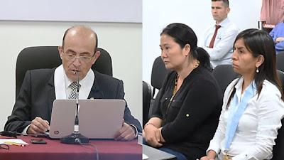 Los argumentos del juez para dictar prisión preventiva contra Keiko Fujimori