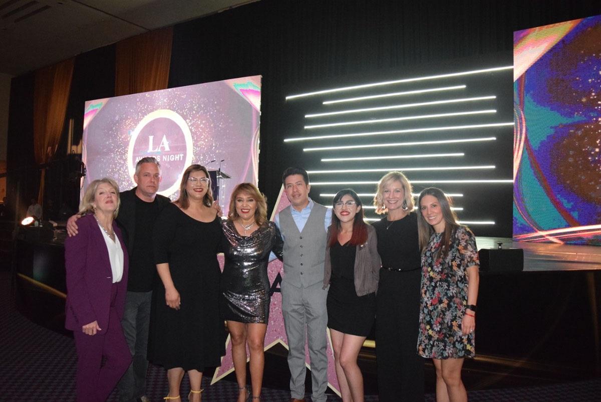 LOS ÁNGELES RECONOCE INDUSTRIA TURÍSTICA AWARDS NIGHT 01