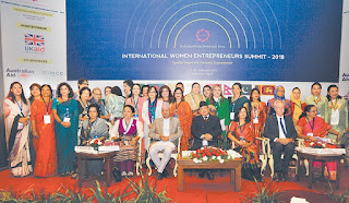 International Women Entrepreneurs Summit 2018 held in Kathmandu