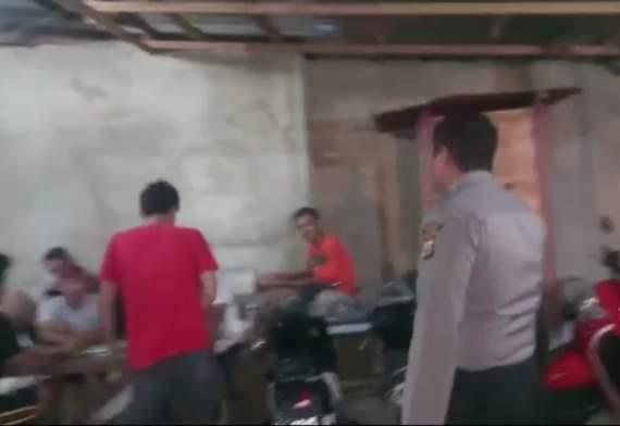 Jajaran Polres Kampar Laksanakan Operasi Aman Nusa II