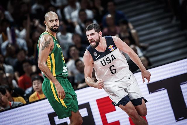 Resultado de imagem para USA copa do mundo de basquete masculino